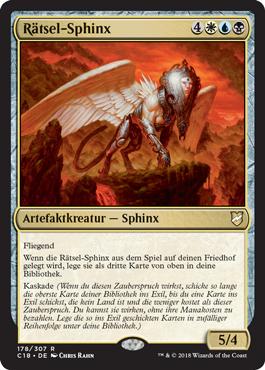 Rätsel-Sphinx