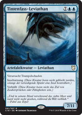 Tintenfass-Leviathan