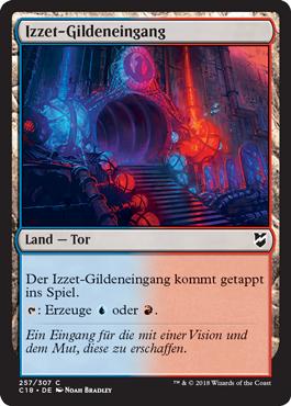 Izzet-Gildeneingang
