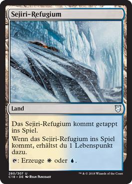 Sejiri-Refugium