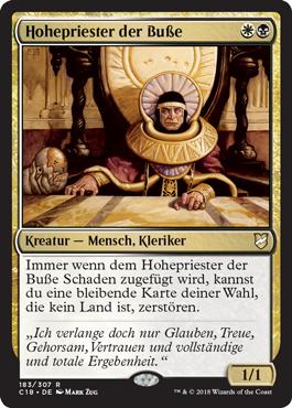 Hohepriester der Buße