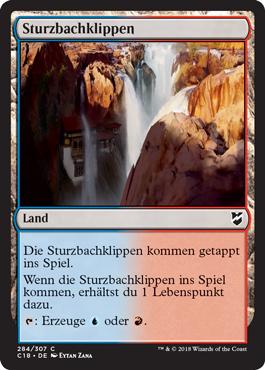 Sturzbachklippen