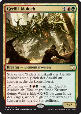 Geröll-Moloch