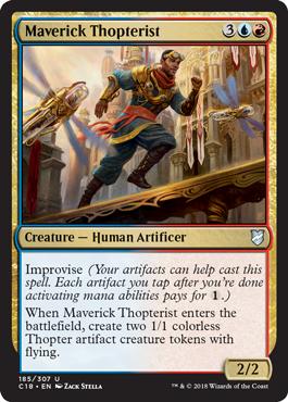 Maverick Thopterist