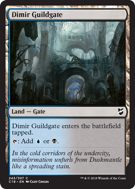 Dimir Guildgate