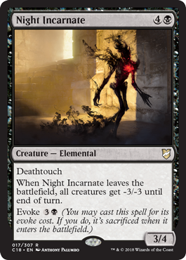 Night Incarnate