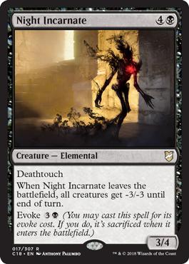 Night Incarnate