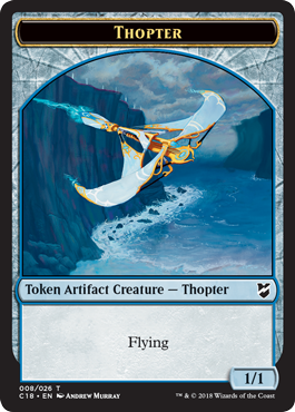 Thopter (1/1 blue)