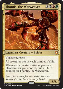 Thantis, the Warweaver