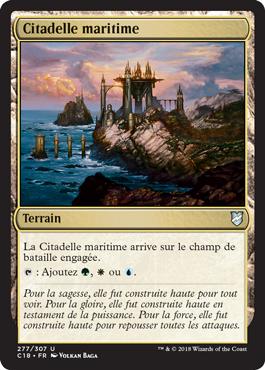 Citadelle maritime