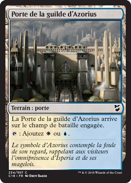 Porte de la guilde d'Azorius