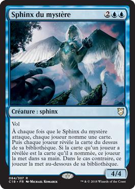 Sphinx du mystère
