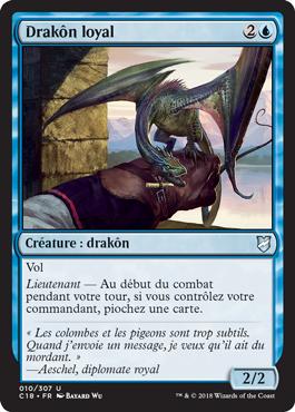 Drakôn loyal