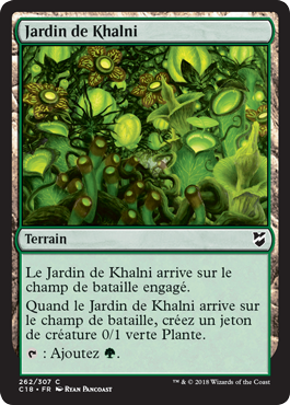 Jardin de Khalni
