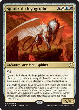 Sphinx du logogriphe