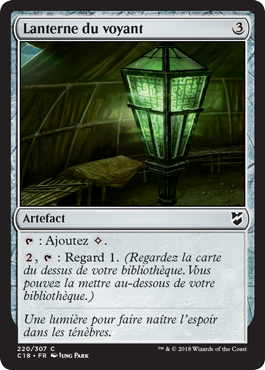 Lanterne du voyant