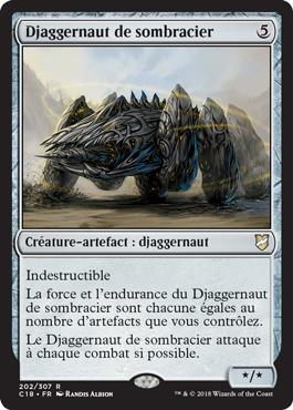 Djaggernaut de sombracier