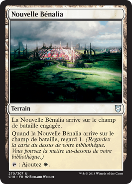 Nouvelle Bénalia