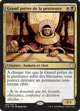 Grand prêtre de la pénitence