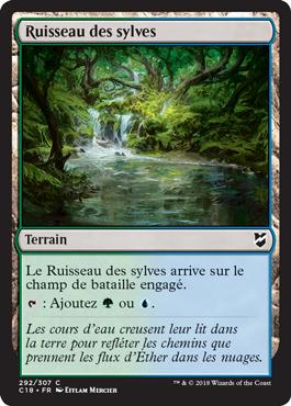 Ruisseau des sylves