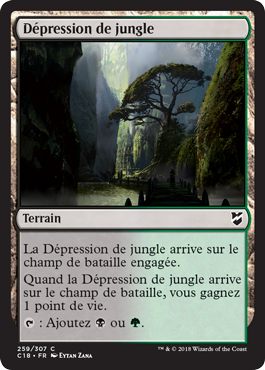 Dépression de jungle