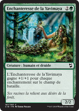 Enchanteresse de la Yavimaya