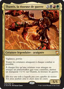 Thantis, la tisseuse de guerre