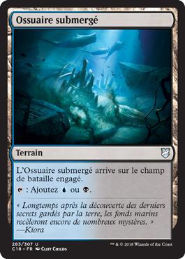 Ossuaire submergé