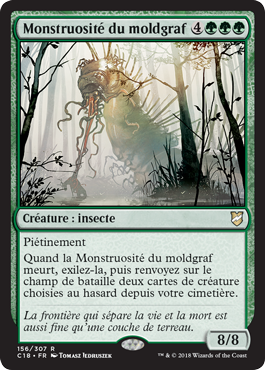 Monstruosité du moldgraf