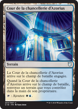 Cour de la chancellerie d'Azorius