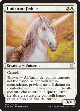 Unicorno Fedele