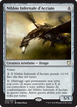 Nibbio Infernale d'Acciaio