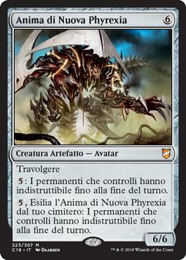 Anima di Nuova Phyrexia