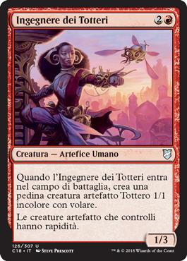 Ingegnere dei Totteri