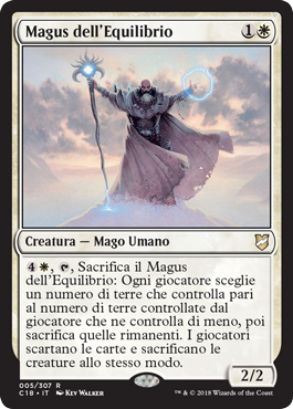 Magus dell'Equilibrio