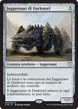 Juggernaut di Darksteel