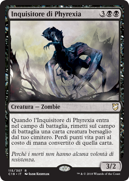 Inquisitore di Phyrexia