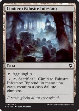 Cimitero Palustre Infestato