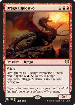 Drago Esplosivo