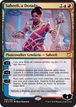 Saheeli, a Dotada
