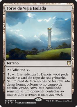 Torre de Vigia Isolada