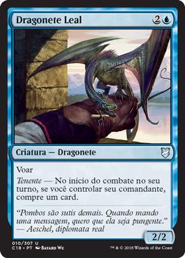 Dragonete Leal