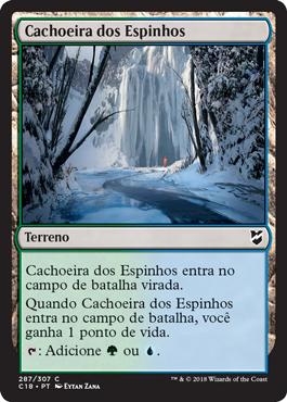 Cachoeira dos Espinhos