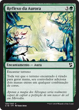 Reflexo da Aurora