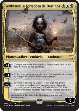 Aminatou, a Forjadora de Destinos