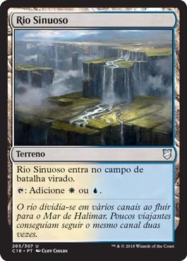 Rio Sinuoso