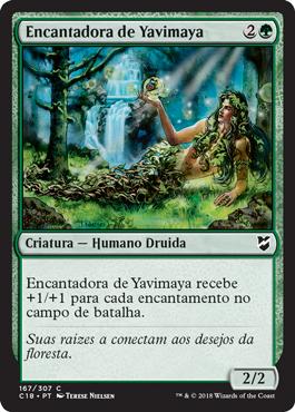 Encantadora de Yavimaya