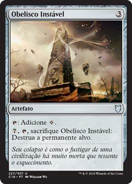 Obelisco Instável