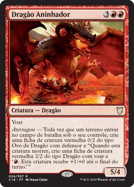 Dragão Aninhador