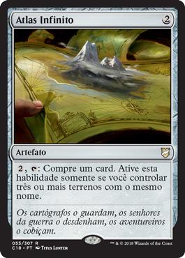 Atlas Infinito